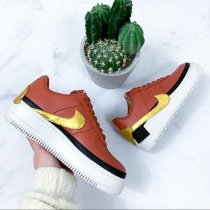 Rare! Womans Nike Air Force 1 Jester XX Sneakers